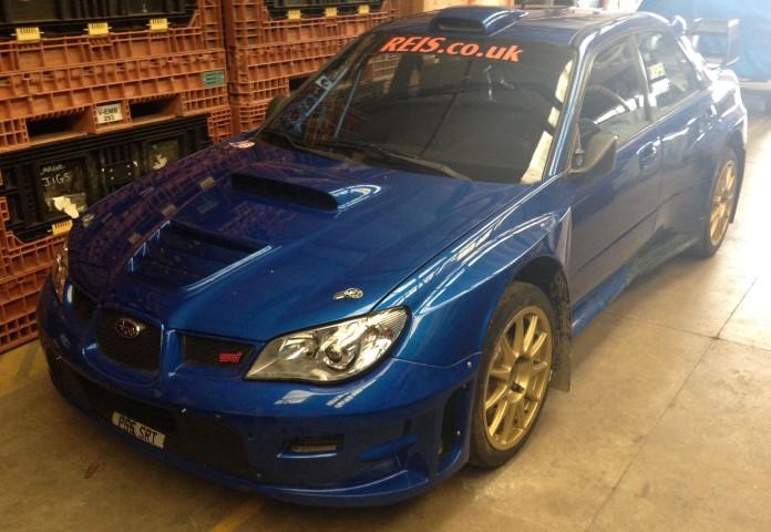 Sti For Sale >> Cars for Sale - Subaru WRC Spares Ltd