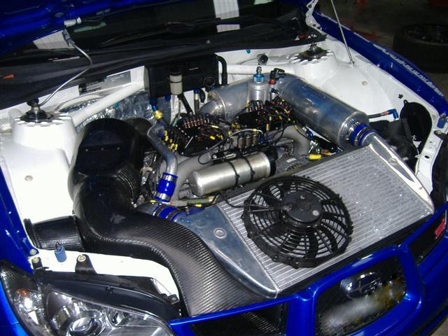 Subaru WRC Pics - Subaru WRC Spares Ltd